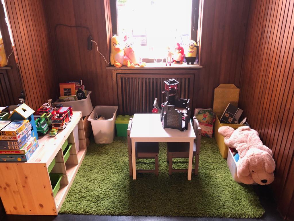 Spielecke - Eine Ablenkung für die Kleinen und ein paar entspannte Momente für die Eltern