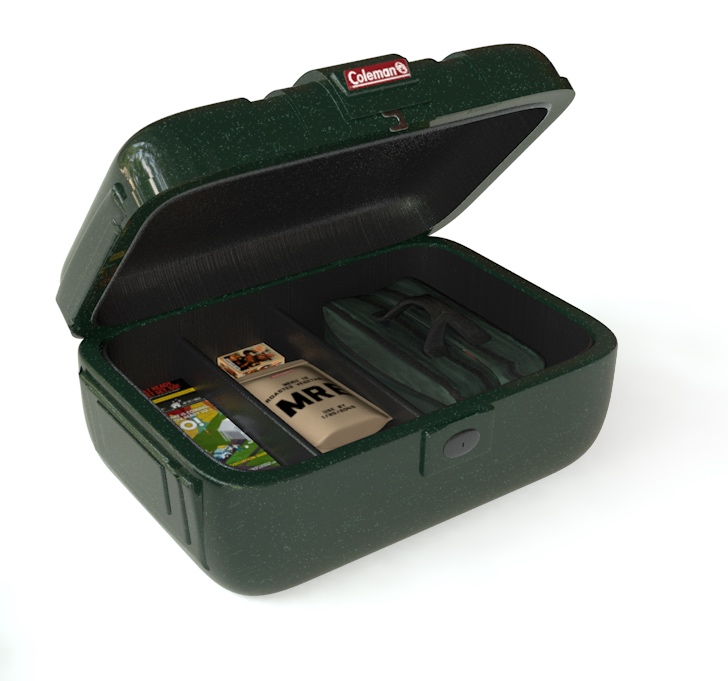 Coleman Wildfire Kit