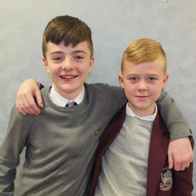 This is Aidan and Shay, and they are calling the shots here at The SCF 😎 💡Find out what they said on our website 🤩 #youthled