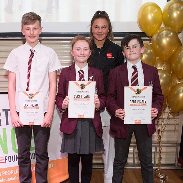 💫 Always great to celebrate  the successes of clubs we support as chosen by young people 🤩💫