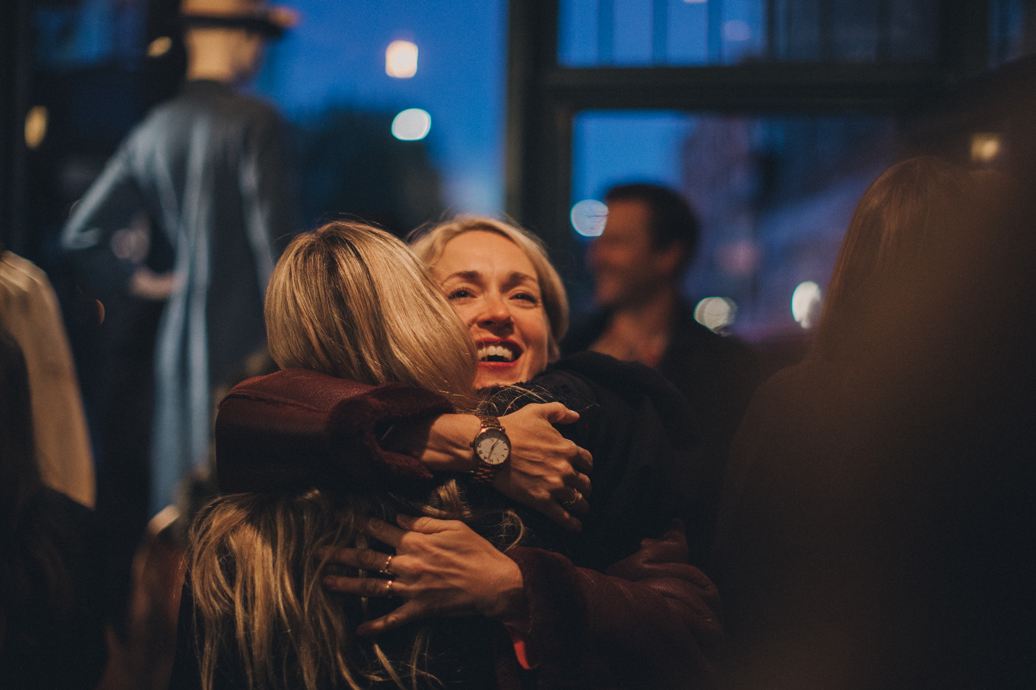 Broadway Market Launch Party - The opening of the new Retrouvé store