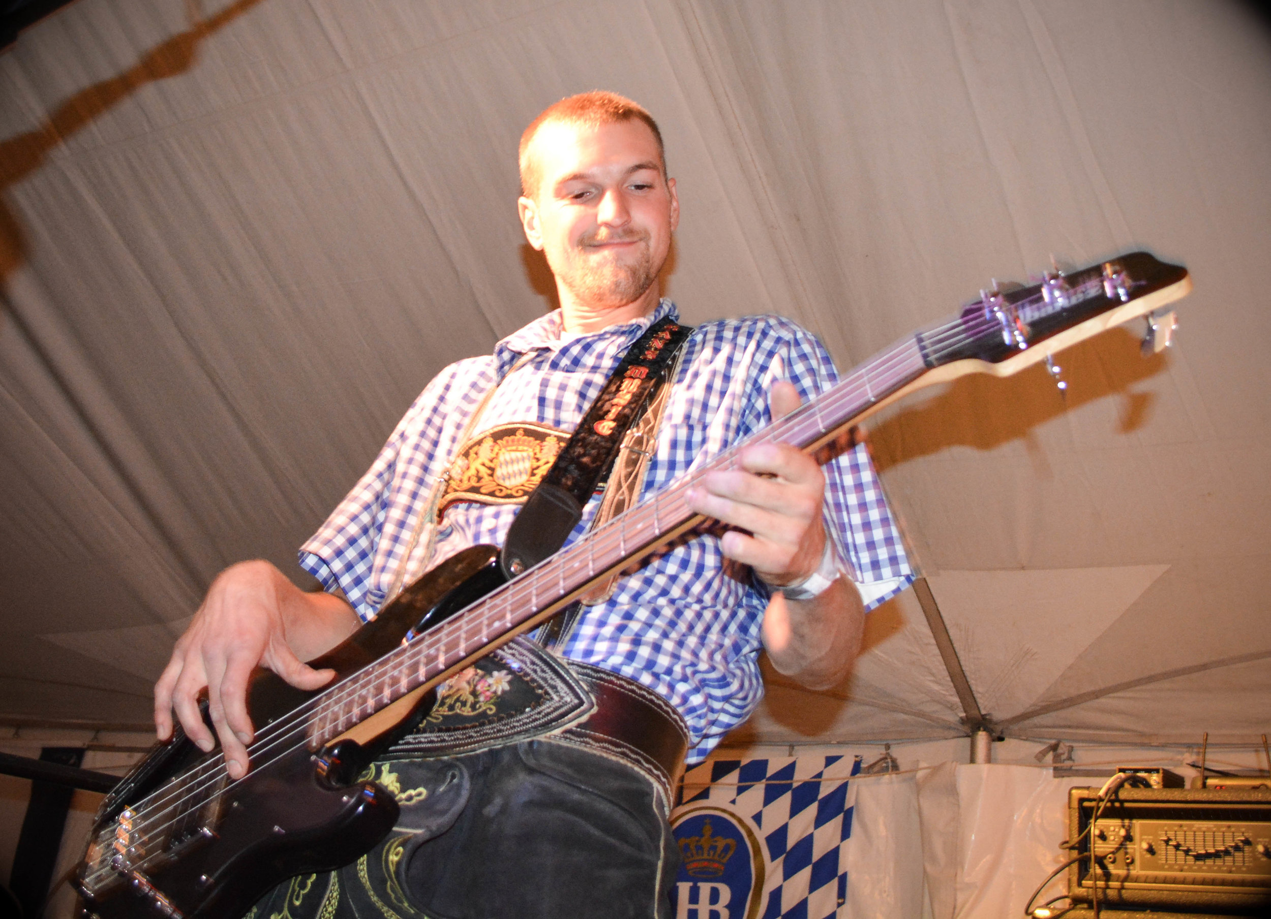 Erik Rainer, Leavenworth Oktoberfest 2014