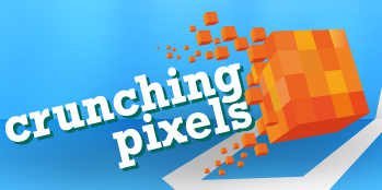 Logo for  Crunchingpixels.com