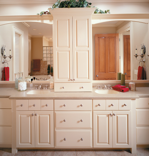 Bathroom Cabinets Of Denver, Bathroom Counter Cabinets