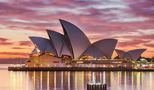 Australia / New Zealand - Apostle Greg & Prophetess Julie Bailey