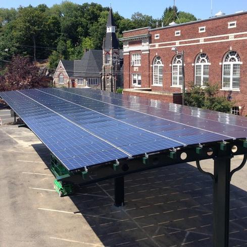 SOLAR CARPORTS -