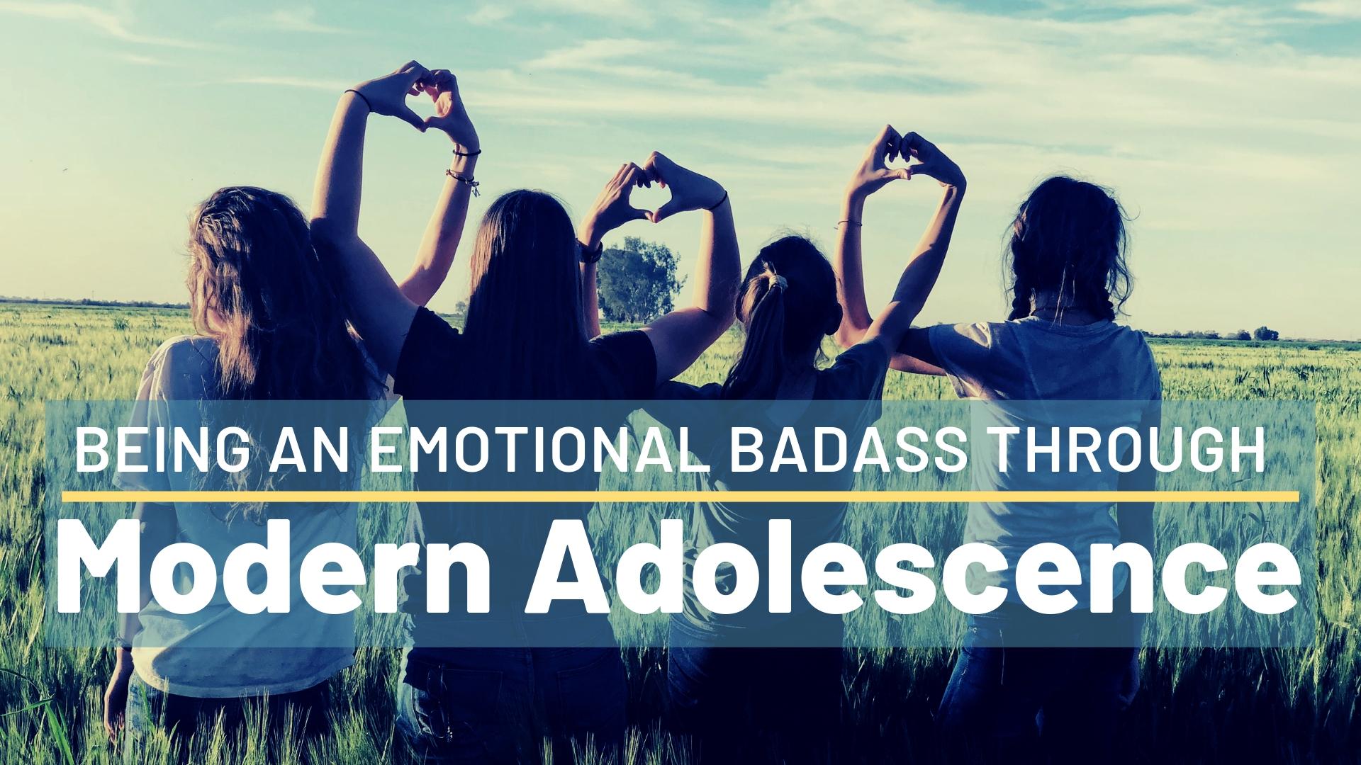 Modern Adolescence