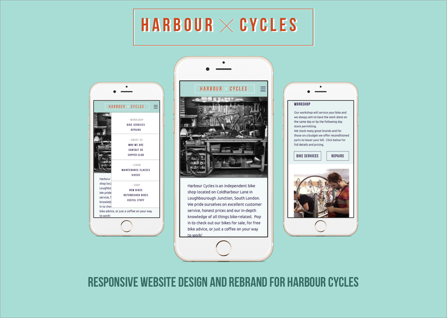 Harbour Cycles