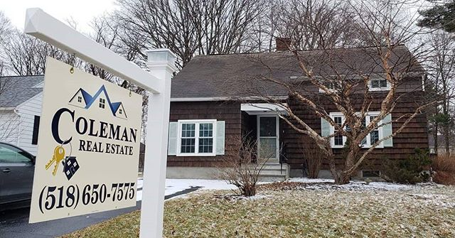 New Delmar listing by Matt Wendt, Coleman Real Estate. Proud to be partnering with yet another great brokerage! Checkout the listing here: https://www.zillow.com/homedetails/3-Marion-Rd-Delmar-NY-12054/29667758_zpid/?fullpage=true