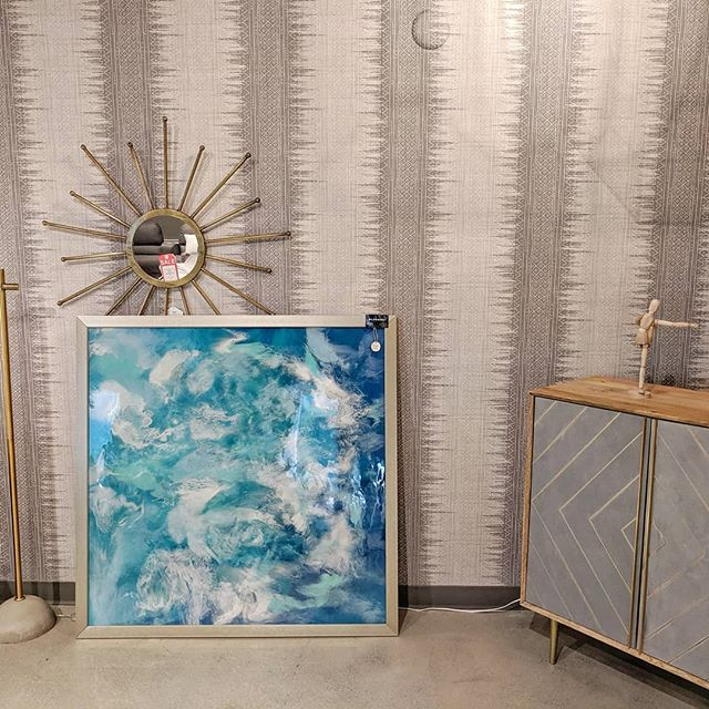 Art now available for viewing in Van Gogh Designs Showroom. I'm super excited to be featured. Go check out all the cool furniture they have and if you need a couch they're your people! . . . .  #vancouverart #artforchange #interiorartist #interiordesign #interiordecorating #interiorismo #interiors #vancityart #vancouverartist #vancityartist #vancouverdesign #vanlife #fraservalleyart #fraservalleyartist #abstractart #resinart #artresin #contemporaryart #modernhome #contemporaryhome #houseandhome #houseandhomemag #etsyca #bespokeart #vancouverartscene #interiordecor