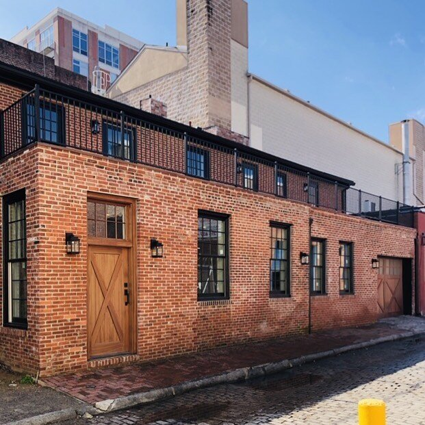 This extraordinary adaptive reuse project is on the Philadelphia Register of Historic Places.  #financedbydirect  #feetonthestreet #PhiladelphiaRegisterofHistoricPlaces #adaptivereuse #philadelphiarealestate