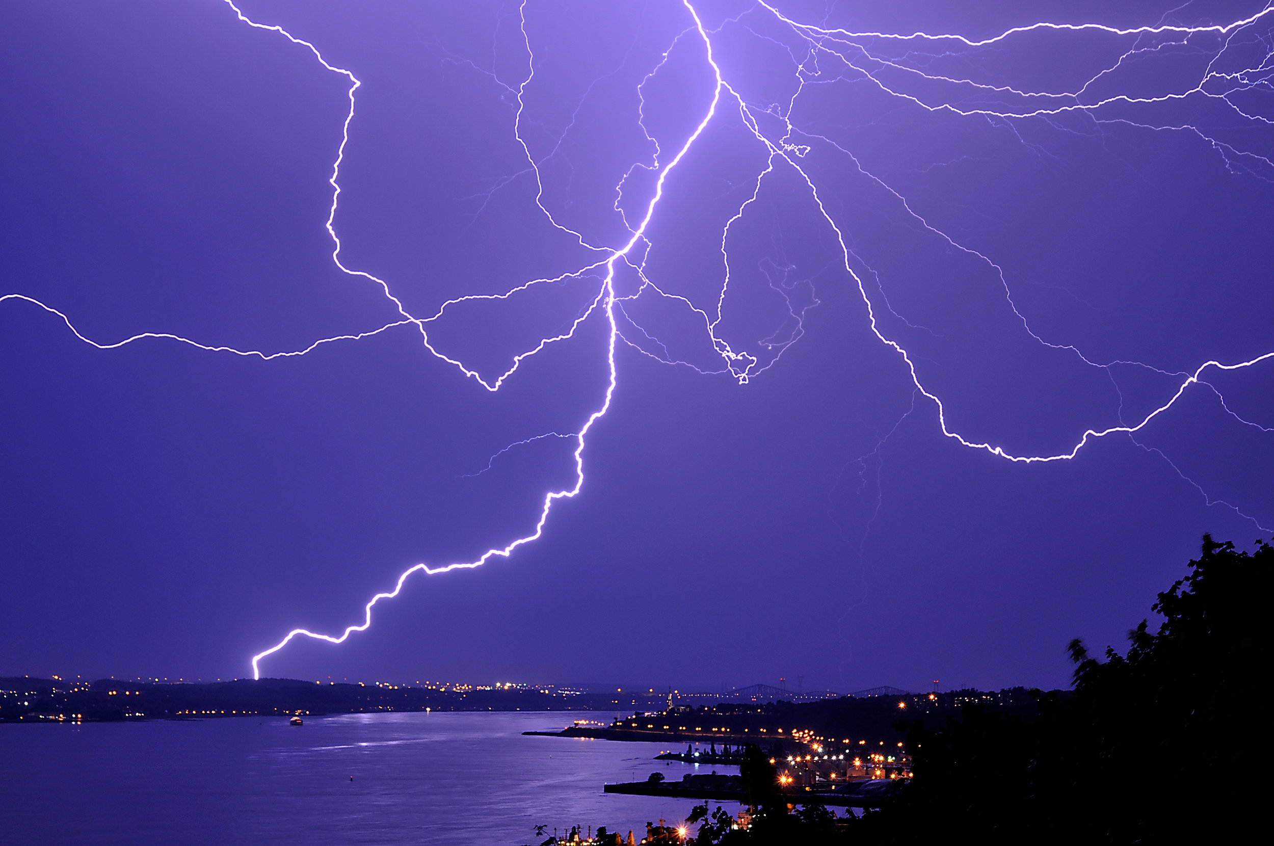 - ALTITUDE LIGHTNING PROTECTION