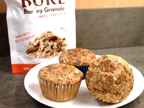 Maple Burl Muffins -