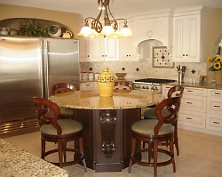 2011 Apex Award Winner for Kitchen Remodeling Mistovich Residence, Mary Esther