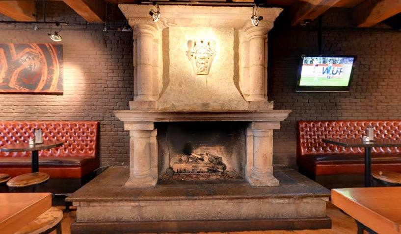 Circular Fireplace - Yaletown Brewery .jpg