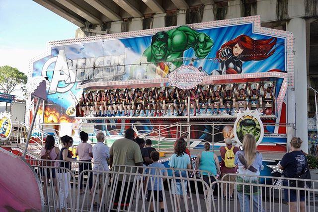 Mitchell Brothers Carnival is open until midnight tonight! #ShrimpandPetro84