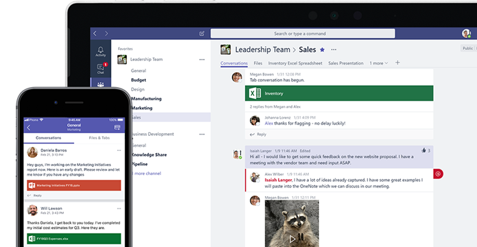 Microsoft Teams - Microsoft Teams is a hub for teamwork in Office 365. Keep all your team's chats, meetings, files, and apps together in one place.