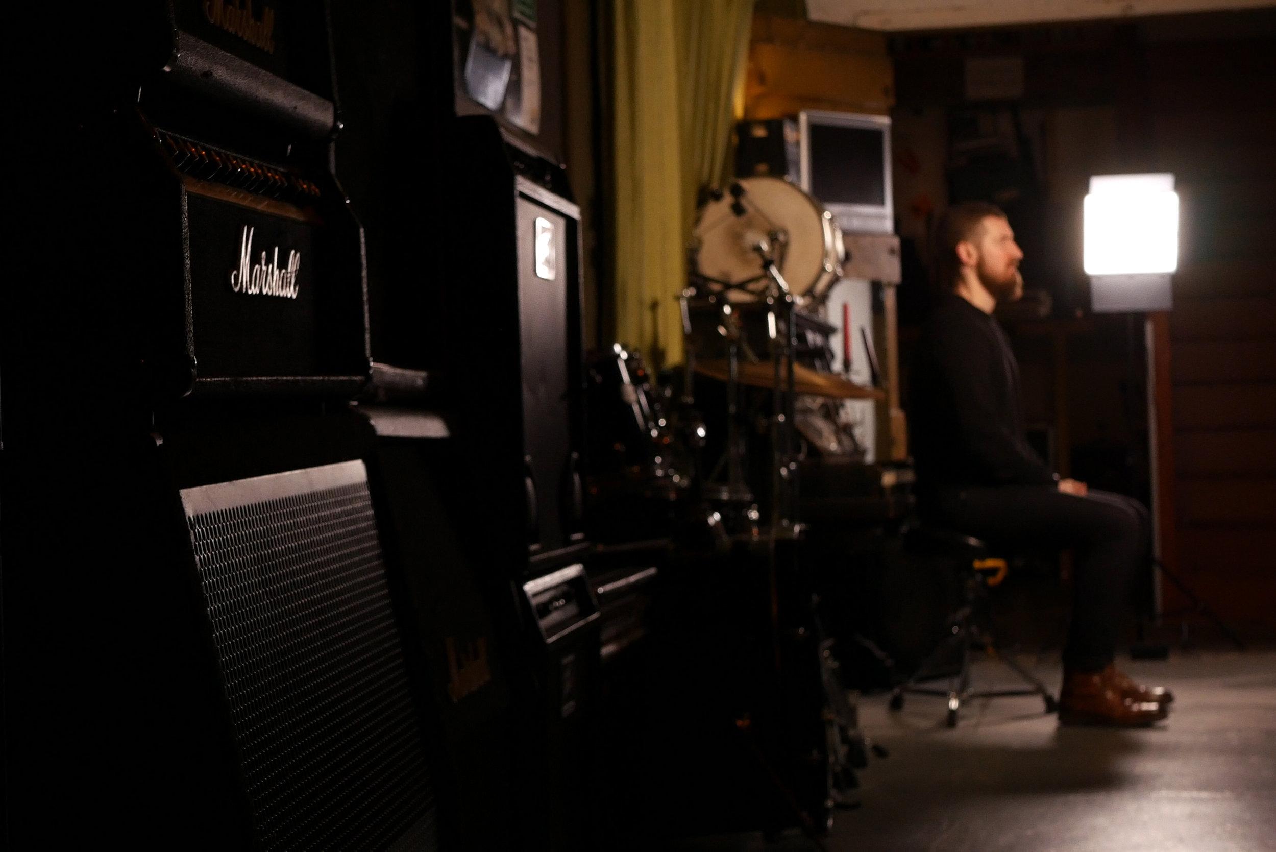Audio Works - Professional Rehearsal Studio