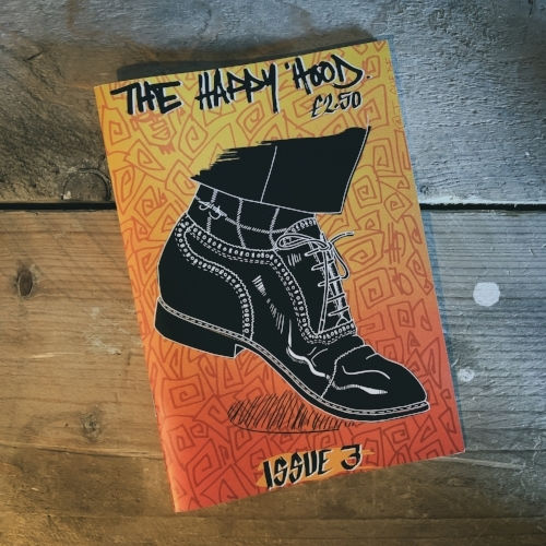 the happy hood - ISSUE #3