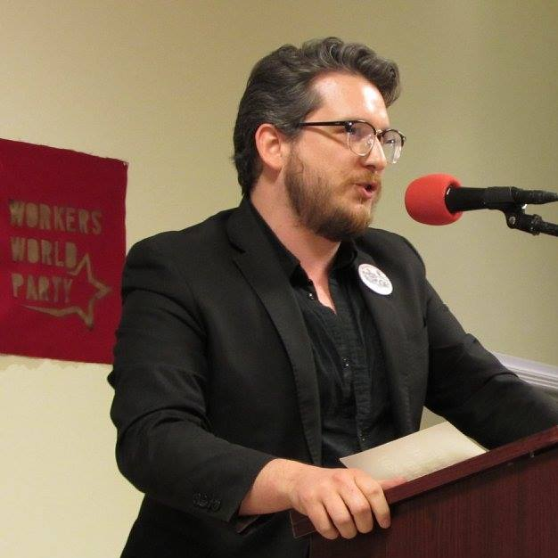 """""""Prisoners and Class Struggle"""" - at the Marx@200 Conference hosted by Workers World Party, May 2018."""