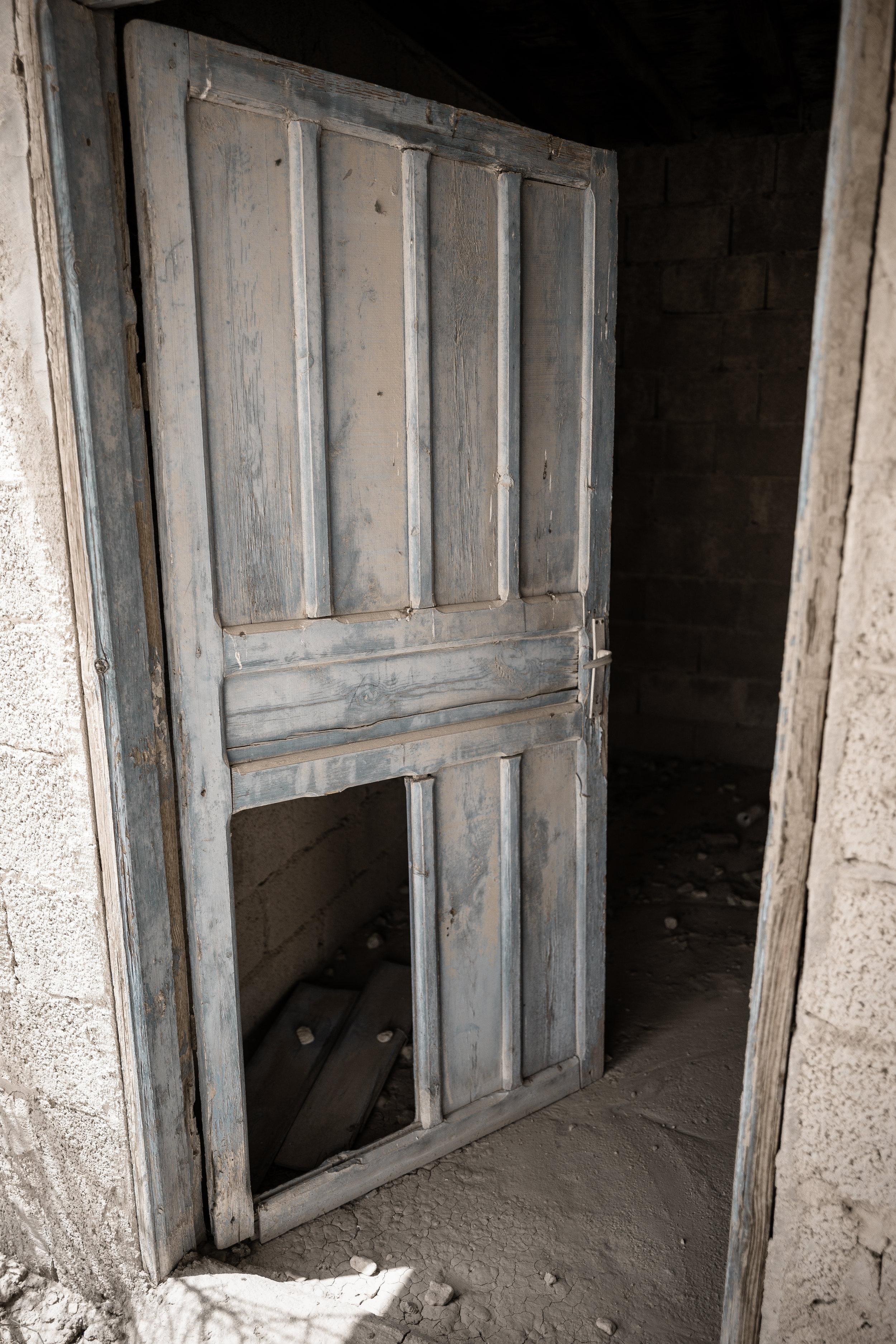 Door - Desert Shack, Leica Q