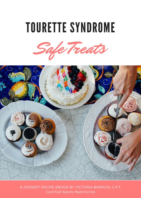 """""""How do you know so much? You [Victoria] are wise beyond your years!"""" - Erika H., A mother of a daughter with Tourette Syndrome who wanted her daughter to learn to enjoy cooking and take an interest in her own health but she didn't know where to start."""