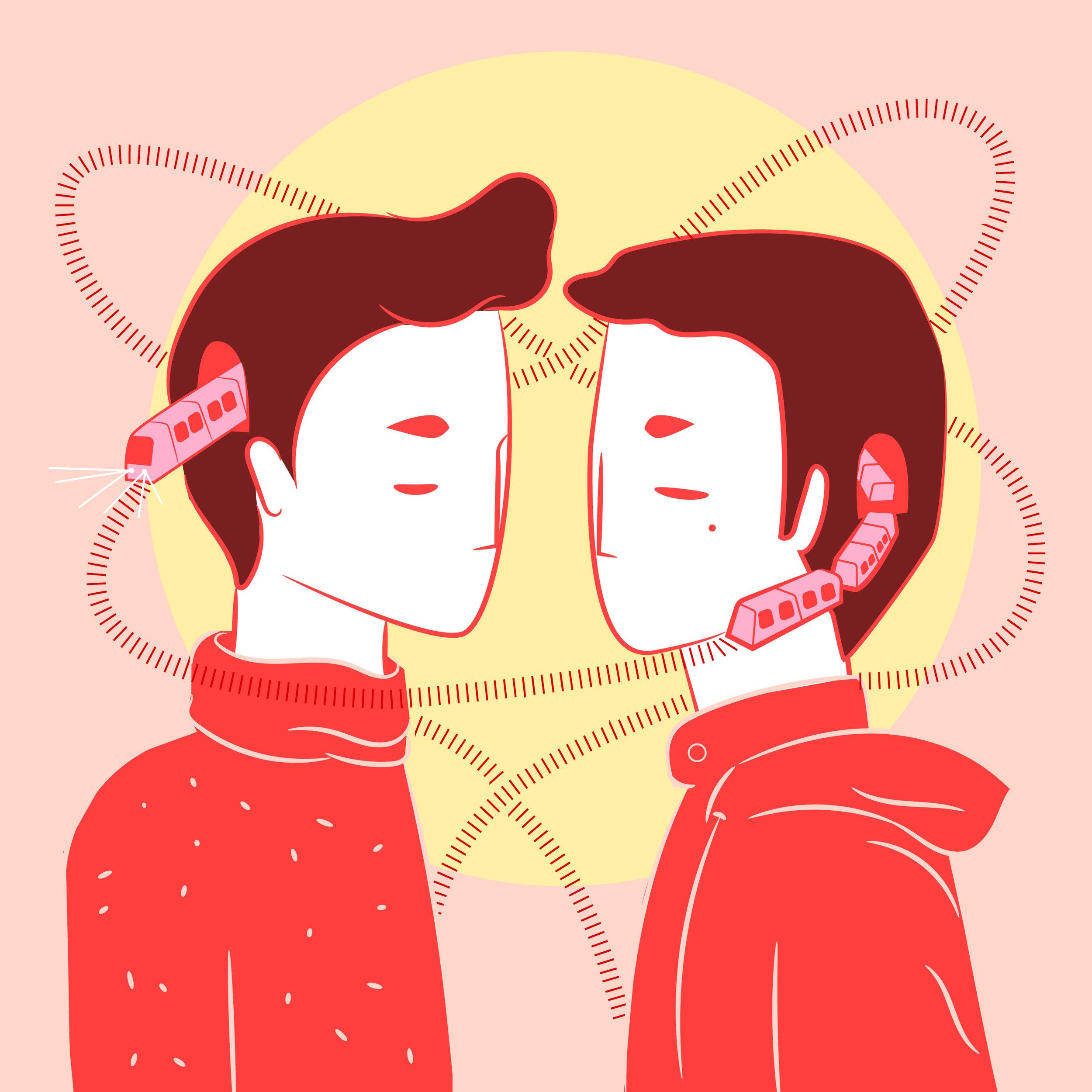 -MINI EPISODIO 1 - - A veces un acto de rutina puede llevarnos a encuentros extraordinarios. ¿Cuánto tiempo es necesario para enamorarse?