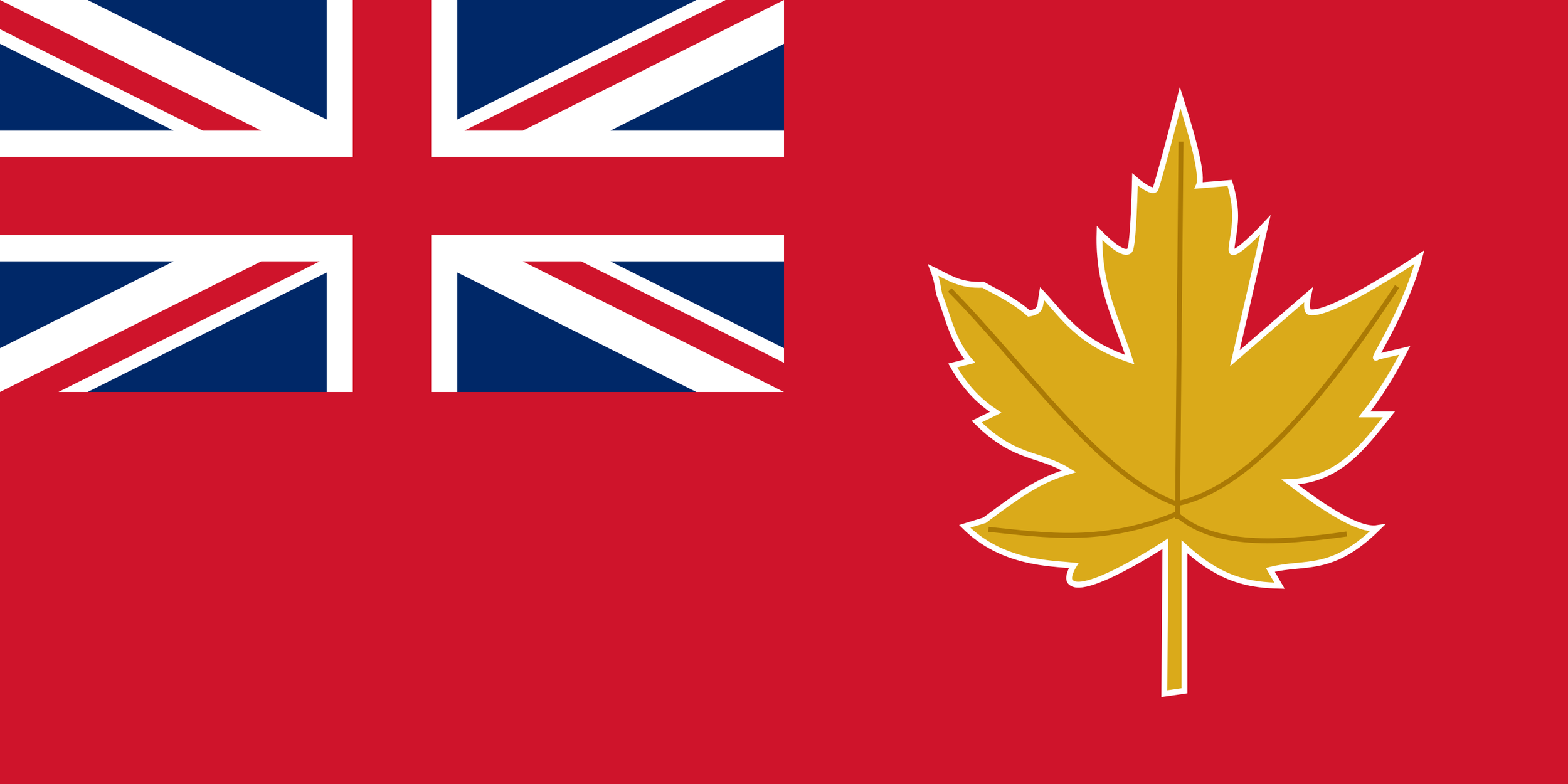 The design proposed by a commission to replace the old flag.