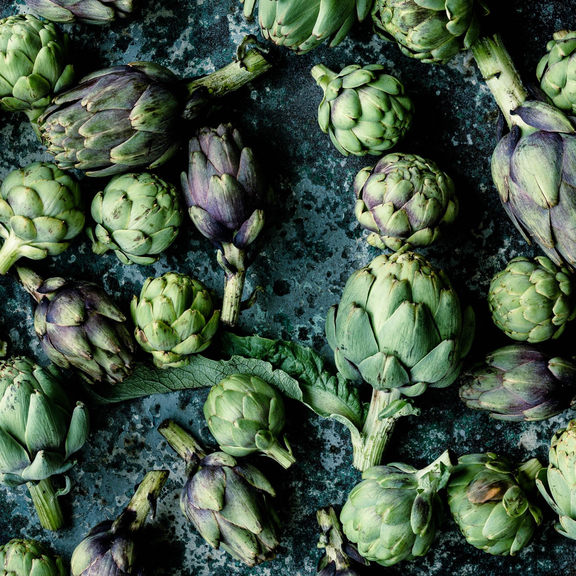 Artischocken - veggielicious | gemüse. fotos. rezepte.