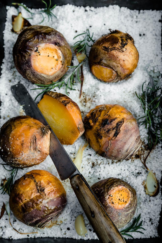 Polentapizza mit Mangold und Gorgonzola - veggielicious   gemüse. fotos. rezepte.