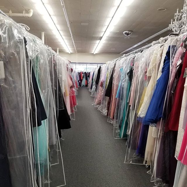Dresses! Now to 4pm for our last day ALL full price dresses are 75% off! But only until 4pm so hurry in.  All day long 11am-6pm, clearance formal and wedding dresses are 90% off plus buy 4 get 2 free. *mix and match wedding and formal. *free dresses are off the lower price only.  #bridetobeconsignmentbloomington  #movingsale  #lastday  #75percentoff  #90percentoff