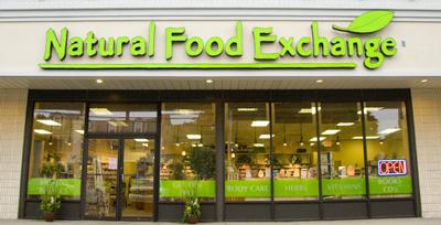 Natural Food Exchange - 343 Main Street Reading MA 01867 (781)944-8498www.naturalfoodexchange.com