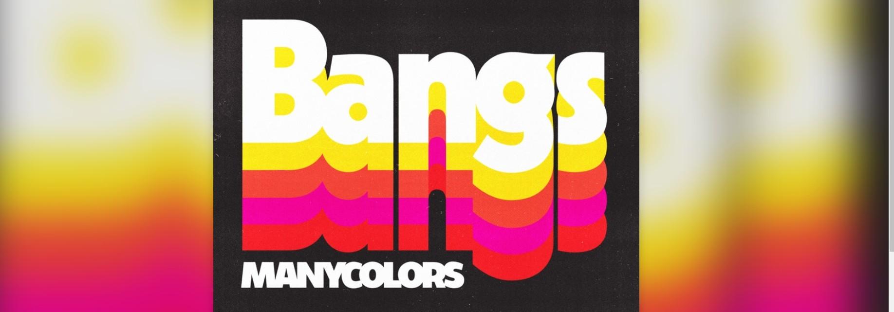 Many Colors Debut ''Bangs'' — COJAM: The Colorado Jam Scene