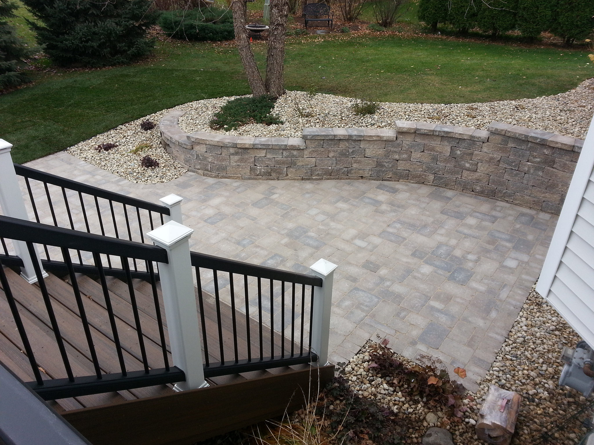 Top retaining walls in Madison WI