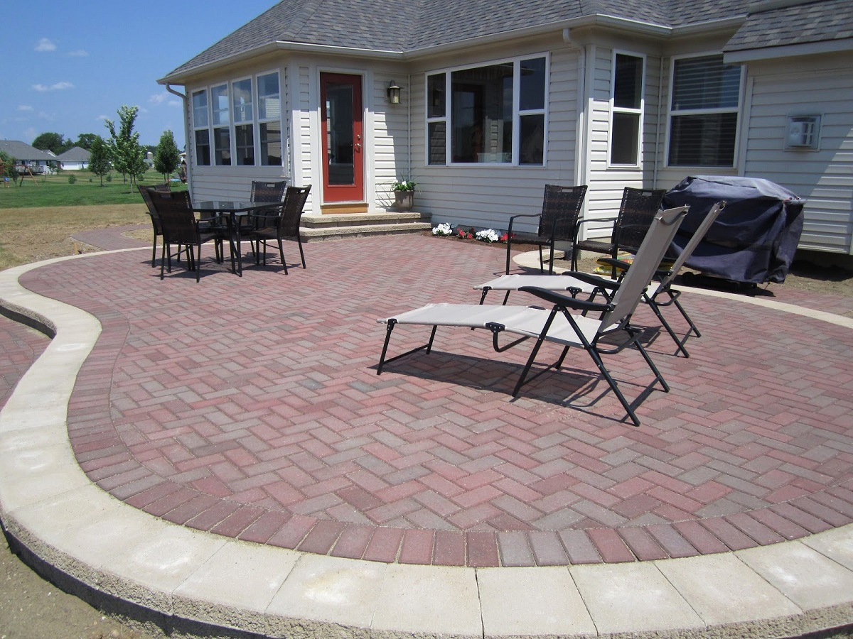 Paver Patio Design Tips Make The Most Of Your Space Landscape Design Cottage Grove Wi Patio Driveway Middleton Madison Wi Pond Waunakee Wi