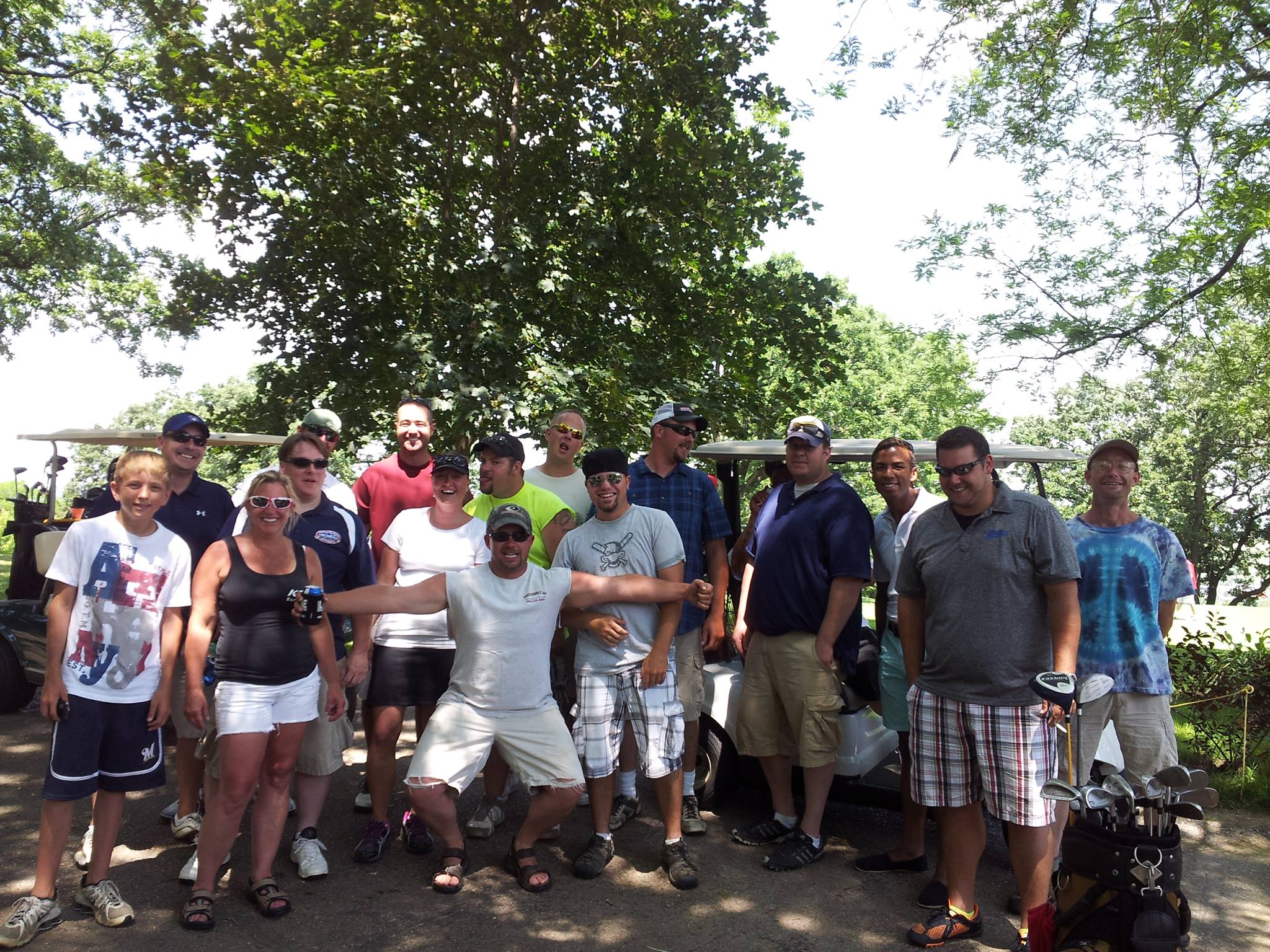 Team of experienced landscapers in Madison WI