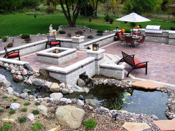 Top 4 Fire Pit Tips to Give Your Madison, WI, Landscape Design a Boost