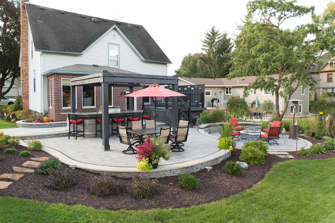 3 Ways to Incorporate Functionality When Planning Your Middleton, WI, Patio