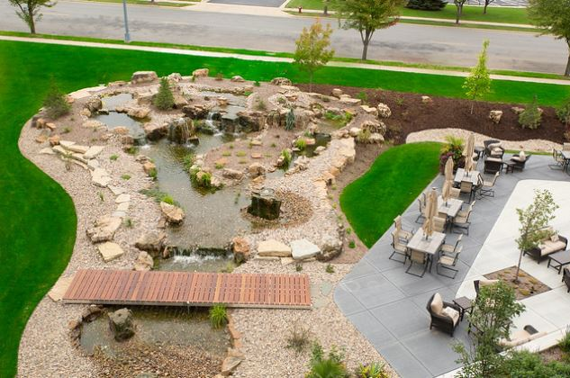 4 Beautiful Pond Ideas for Your Fitchburg, WI, Backyard