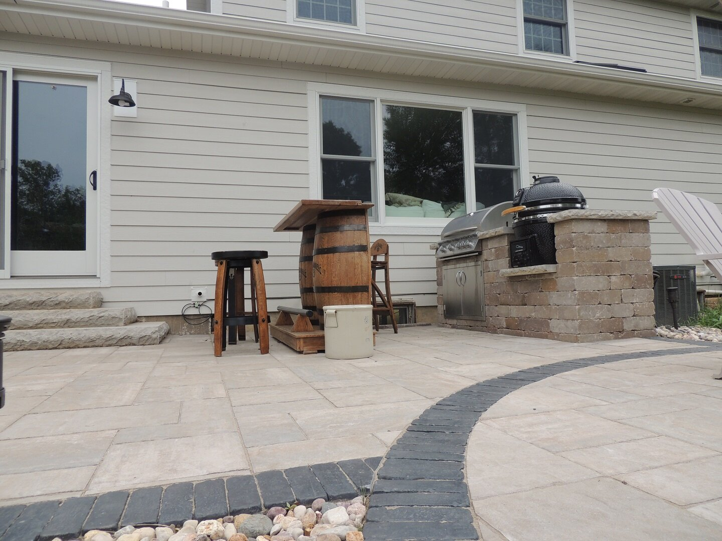 Top patio pavers in Middleton WI