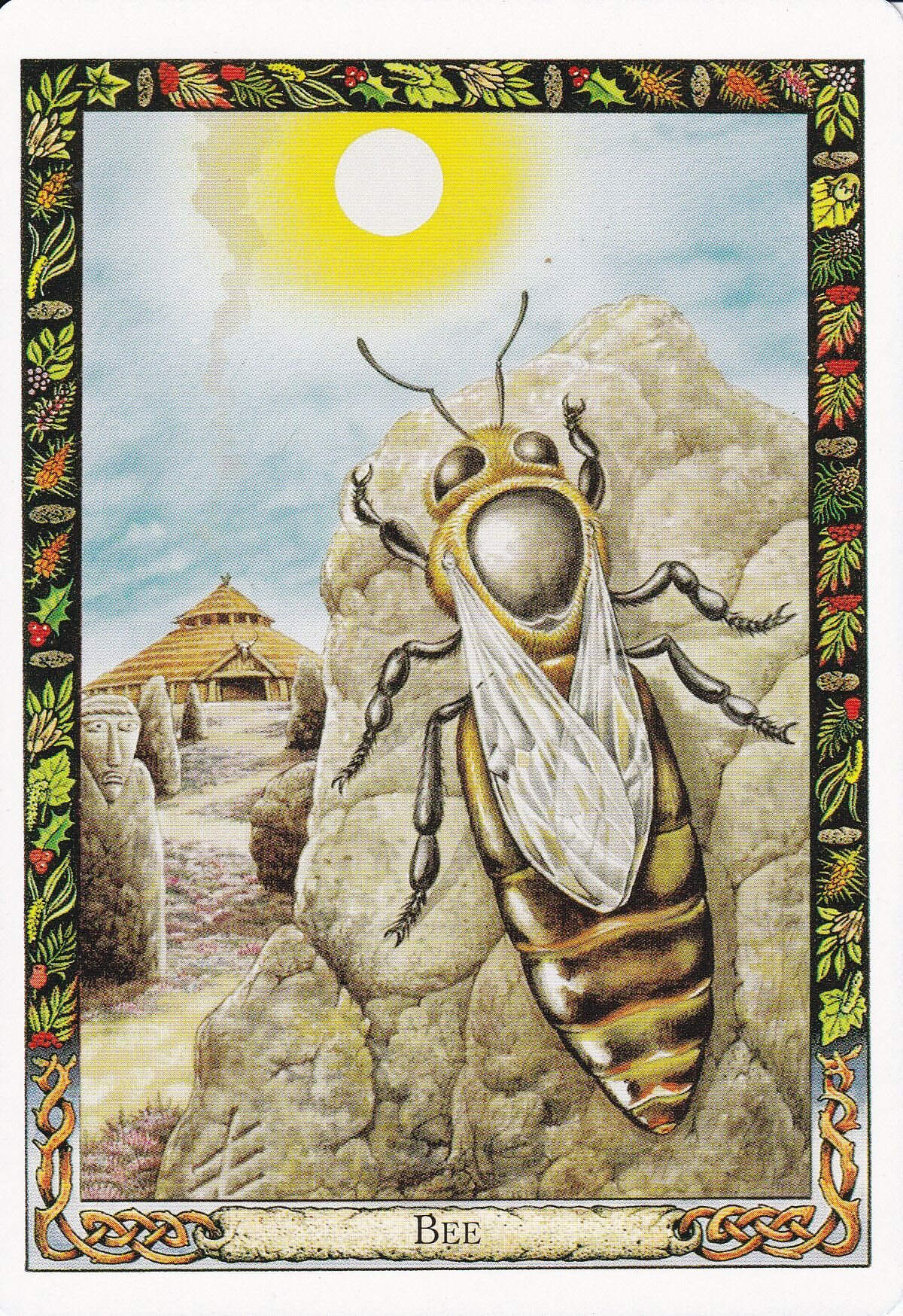 The Bee — Celtic Spirit Books