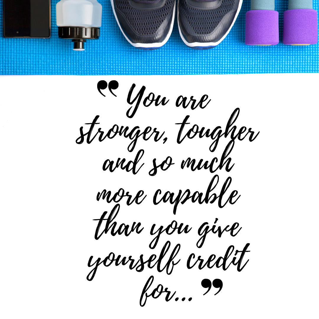stronger tougher inspirational quote