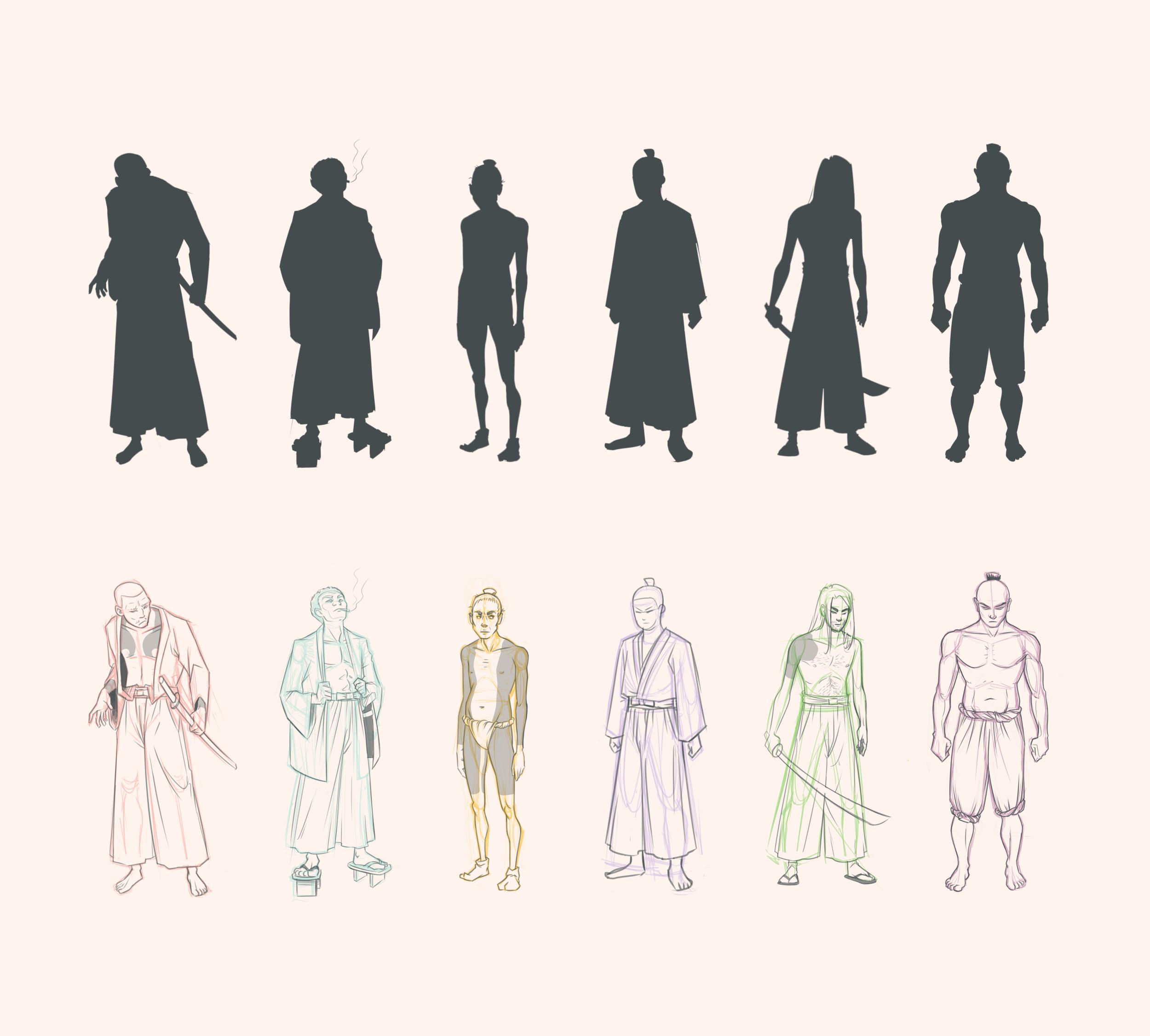 Swordsmen designs4.png