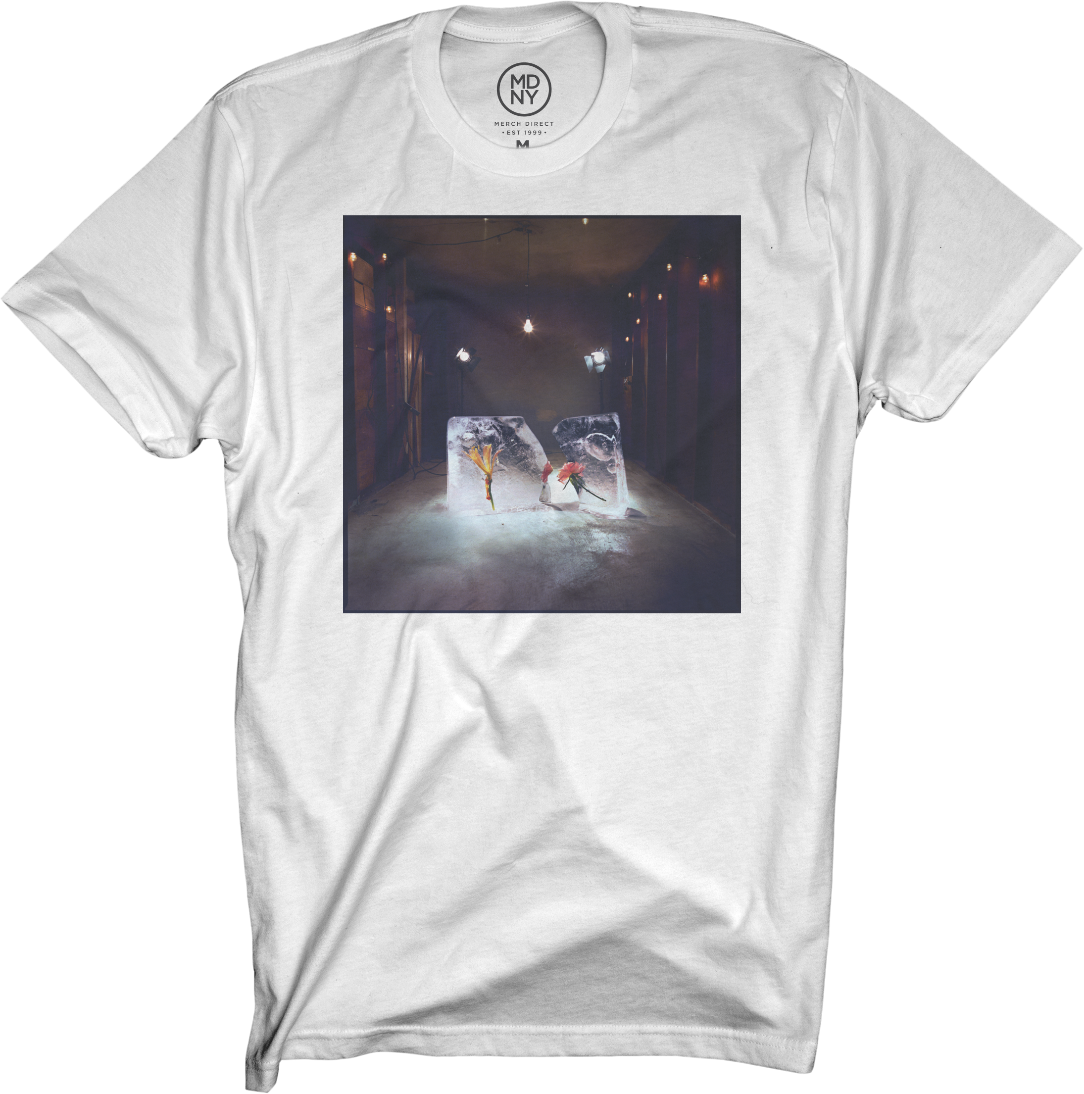SALT ALBUM ART TEE - WHITE