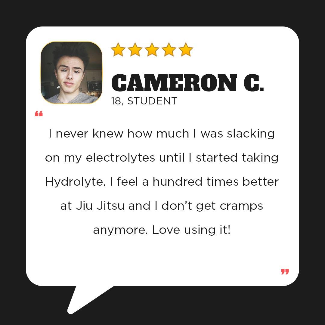 MMA NUTRITION - Customer Testimonial Cameron C - CT - 1.06.jpg