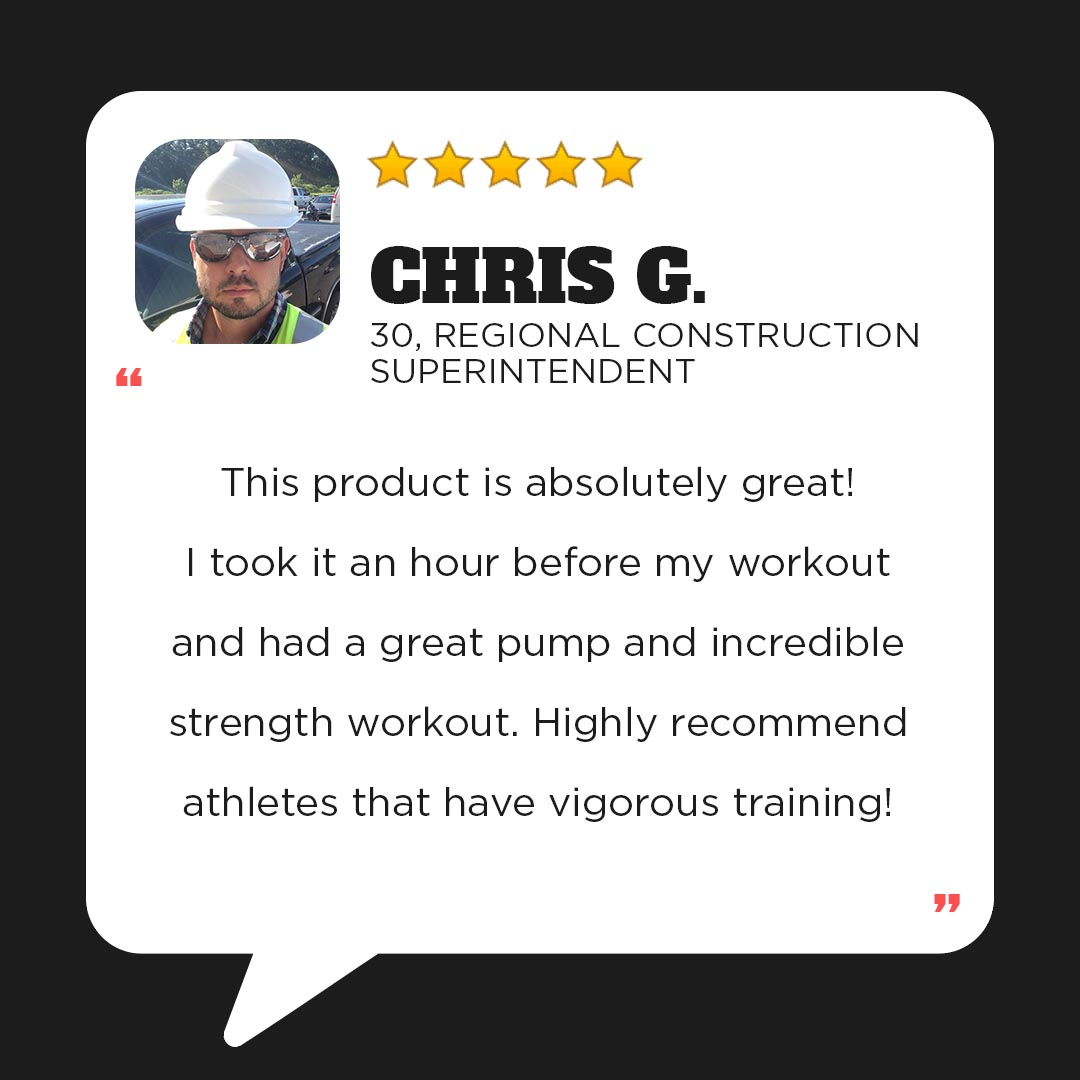 MMA NUTRITION - Customer Testimonial Chris G - CT - 1.03.jpg
