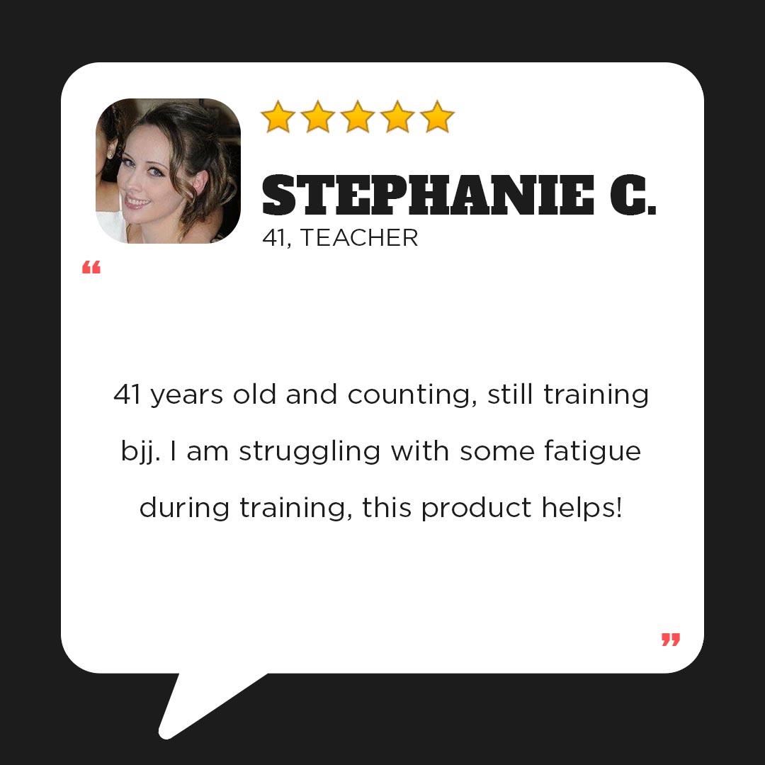 MMA NUTRITION - Customer Testimonial Stephanie C - CT - 1.03.jpg