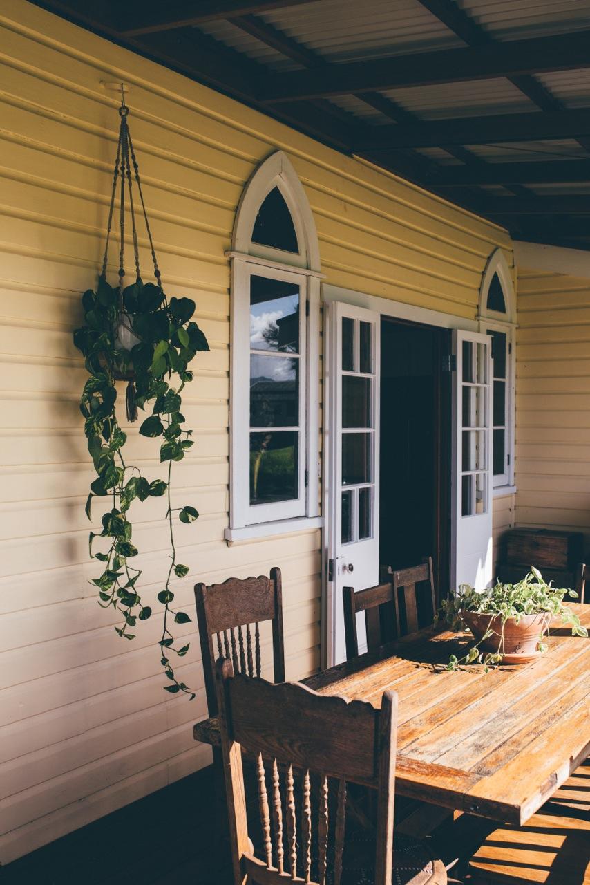 Church Farm Window Detail