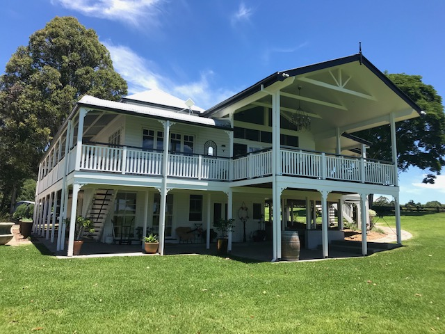 Coolamon Scenic Queenslander Renovation
