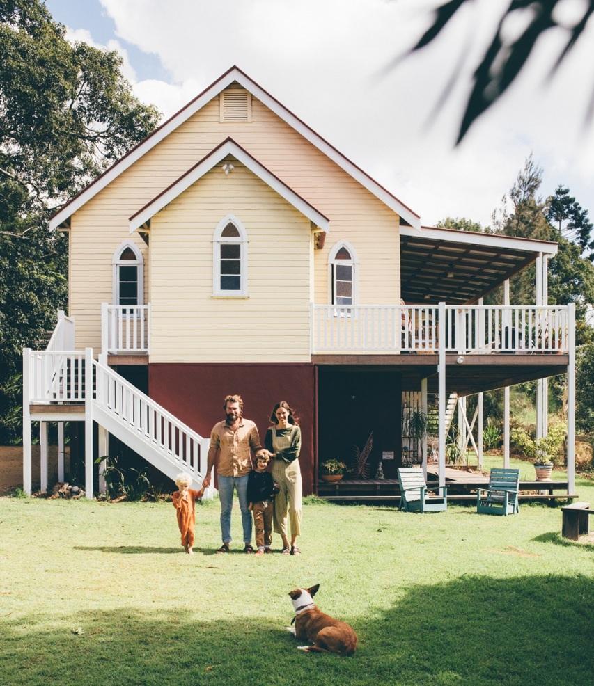Church Farm Billinudgel Complete
